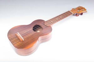 KoAloha ukulele similar to the one you'll be building